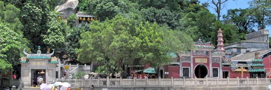 A Ma Tempel Macau Sehenswürdigkeiten