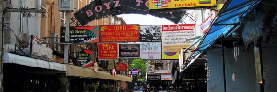 Boyz Town Pattaya