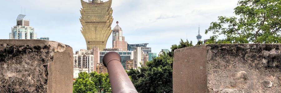 Fortaleza del Monte Macao
