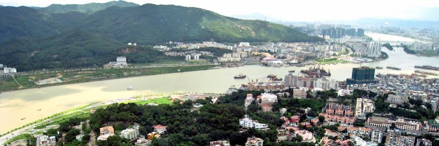 Penha Hill Macau Aussichtspunkt