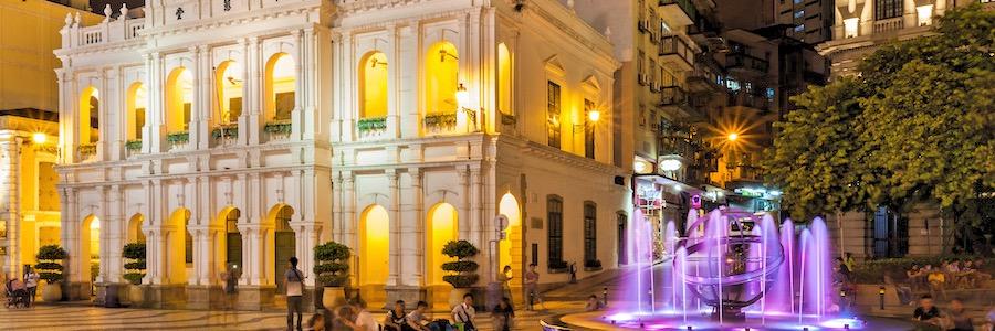 Santa Casa de Misericordia Macao