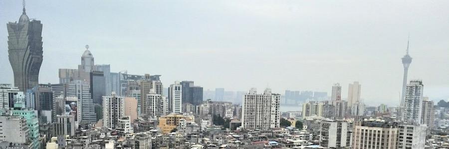 Skyline Macau Reiseführer