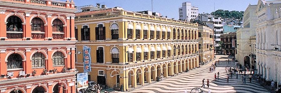 Weltkulturerbe Macau