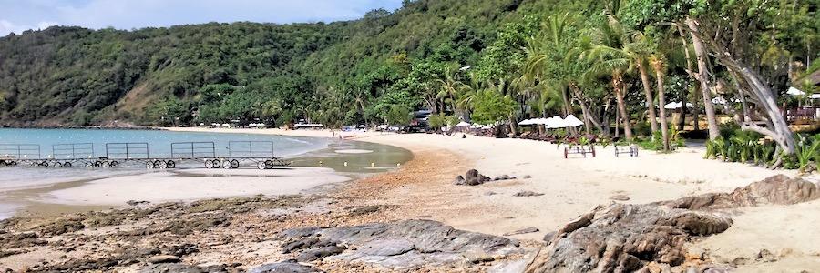 Ao Prao Beach Koh Samet