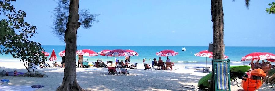 Ao Tubtim Beach