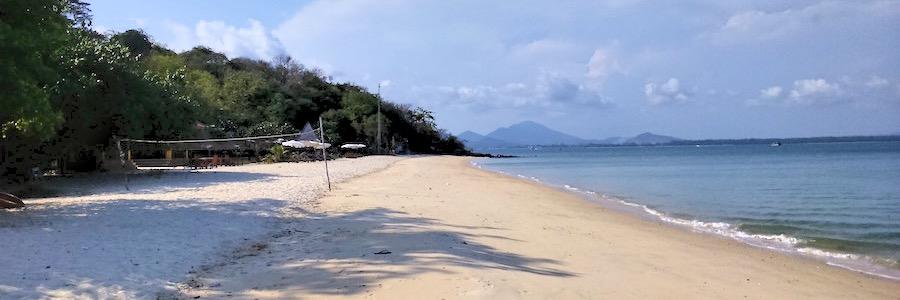 Ao Wieng Wang Beach Koh Samet