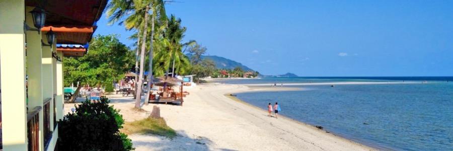 Ban Tai Beach Thong Sala Koh Phangan