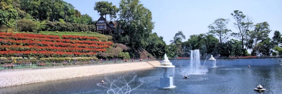 Bhubing Palace Chiang Mai Thailand