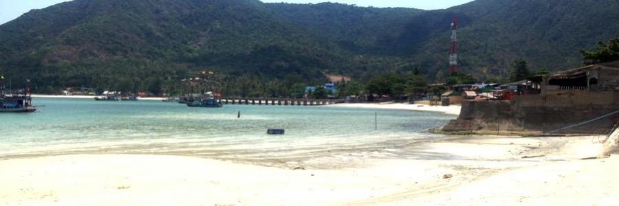 Chaloklum Bay Koh Phangan