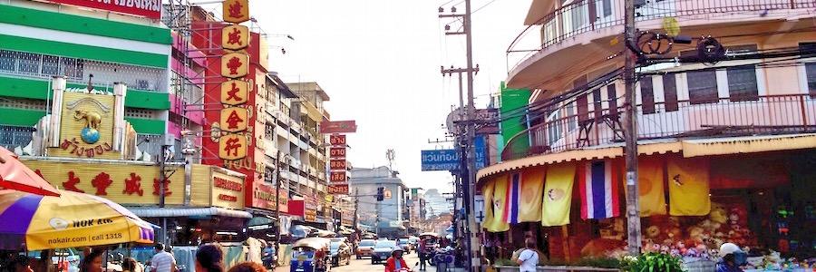 Chinatown Chiang Mai