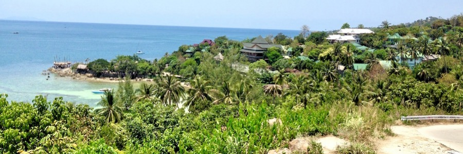Haad Son Aussichtspunkt Koh Phangan