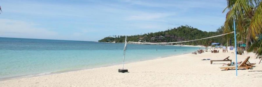 Haad Yao Beach Koh Phangan Strände