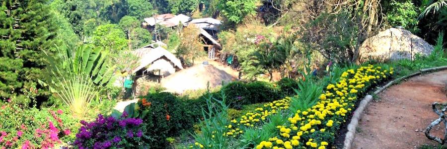 Hmong Village Chiang Mai Sehenswürdigkeiten