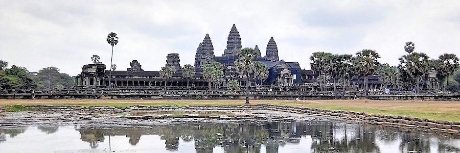 Kambodscha Regenzeit
