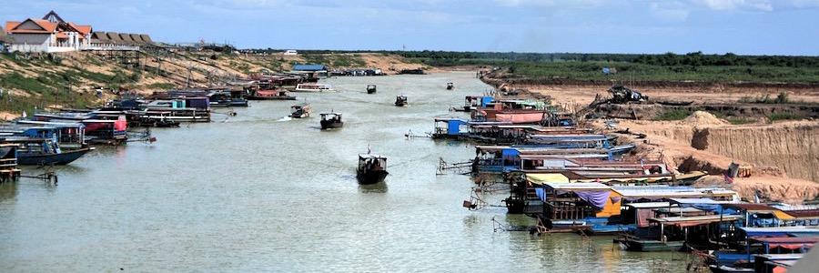 Klima Kambodscha Klimazonen
