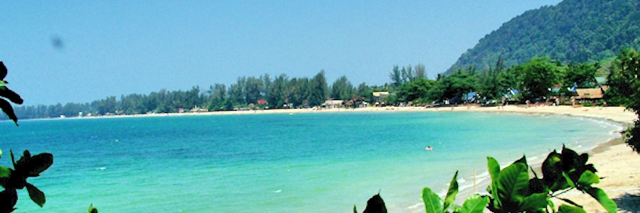Klong Dao Beach Koh Lanta Thailand