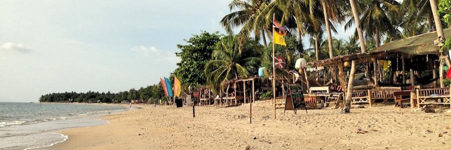 Klong Khong Beach Koh Lanta Thailand