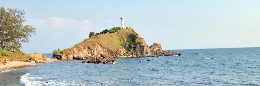 Koh Lanta Nationalpark Leuchtturm