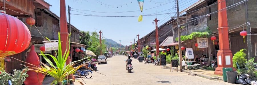 Koh-Lanta Old Town Sehenswürdigkeiten