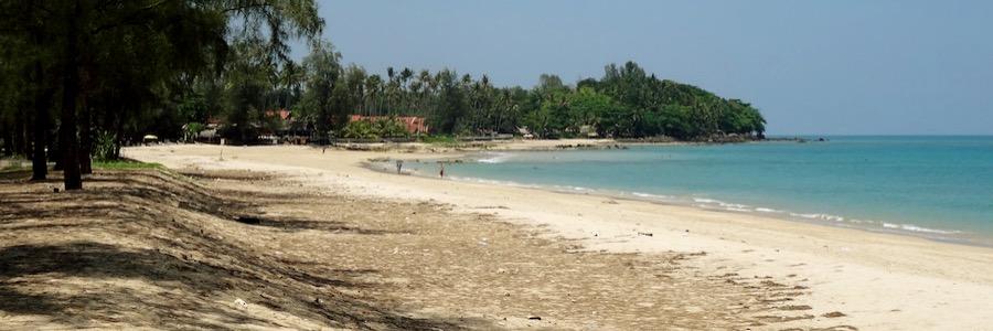 Long Beach Koh Lanta Thailand Strände