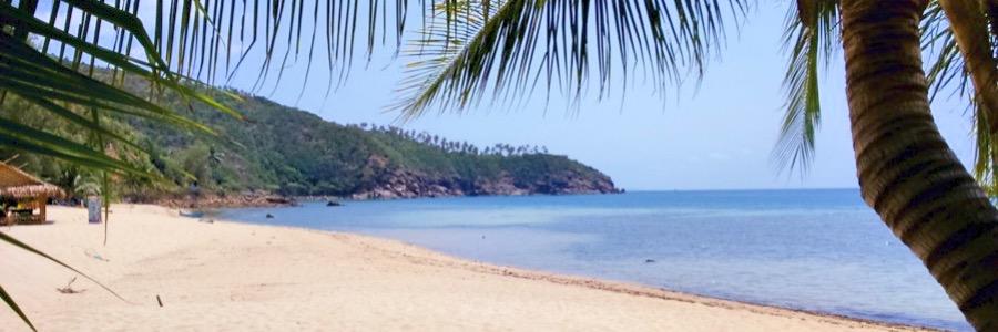 Mae Haad Beach Koh Phangan