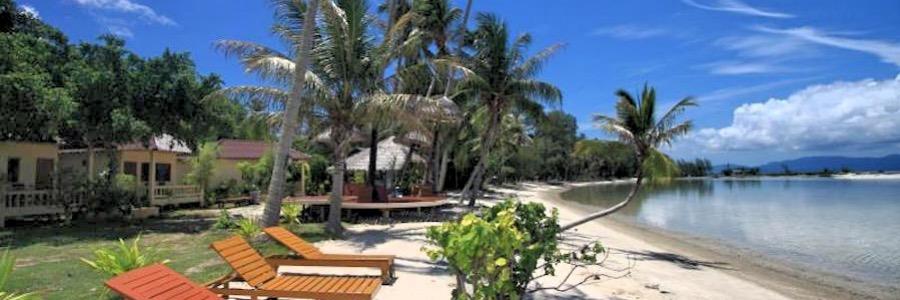 Plai Leam Wok Tum Beach Koh Phangan Becks Resort