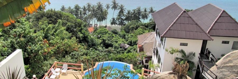 Pool Villa Koh Phangan