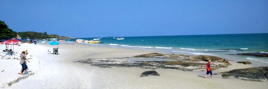 Sai Kaew Beach Koh Samet