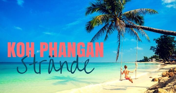 Strände Koh Phangan