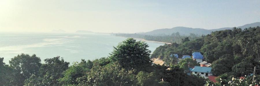 Sunset Viewpoint Koh Phangan Thong Yang