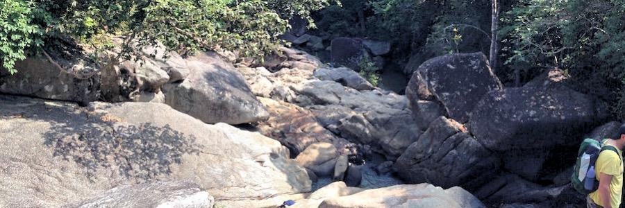 Thaan Sadet Wasserfall Koh Phangan