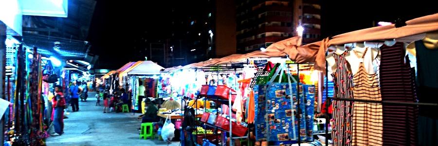 Thepprasit Market Jomtien Pattaya