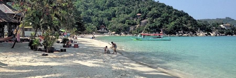 Thong Nai Pan Yai Beach Koh Phangan