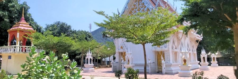Wat Chaloklum Tempel Koh Phangan