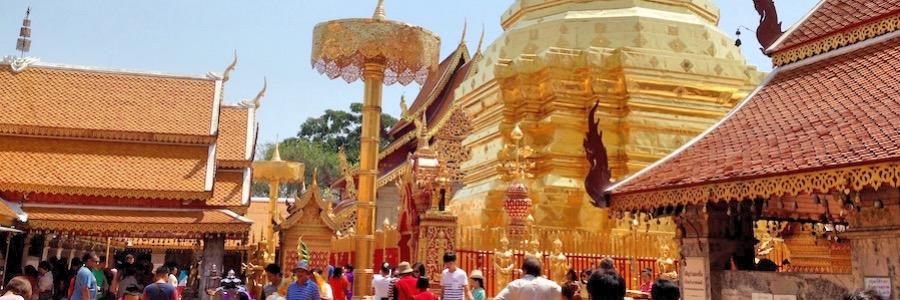 Wat Suthep Chiang Mai