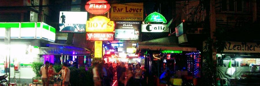 Bangkok Soi Pratuchai BoyzTown