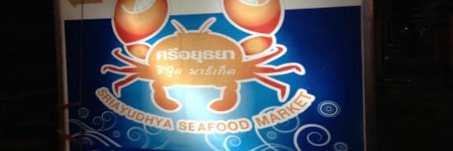 Seafood Abzocke Betrug Bangkok