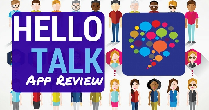 Hello Talk App Review