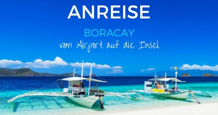 Anreise Boracay - Vom Airport nach Boracay