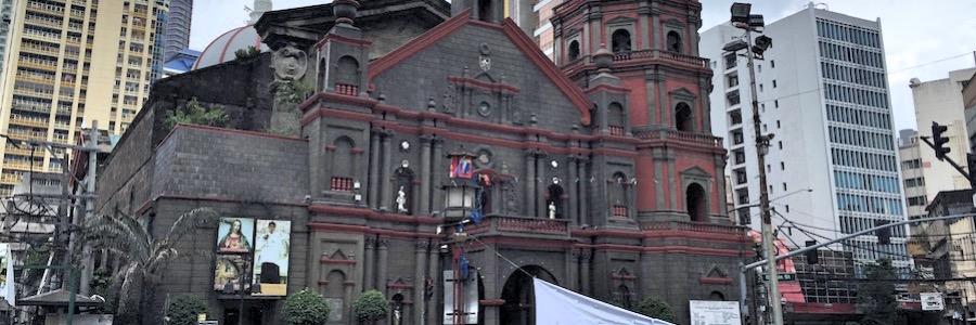 Binondo Curch Manila