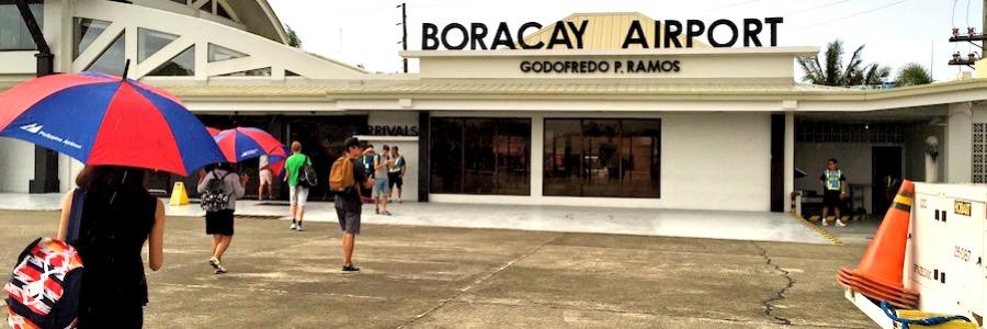 Boracay Caticlan Airport