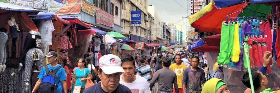 Divisoria Market Manila