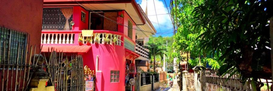 Dorf Boracay