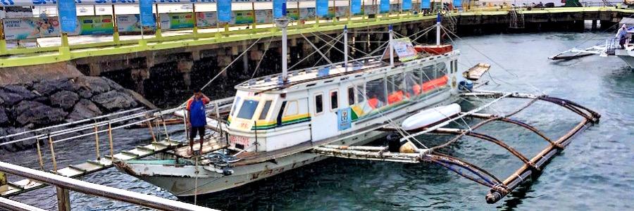 Fähre Caticlan nach Boracay - Boracay Anreise