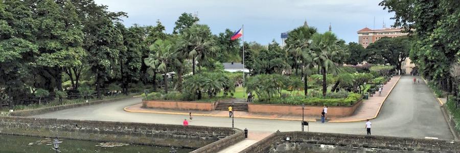 Fort Santiago Manila Sehenswürdigkeiten