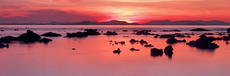 Koh Yao Yai Ao Sai Beach Sunset