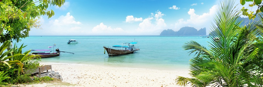 Long Beach Koh Phi Phi Ton Sai Beaches Thailand Top 10