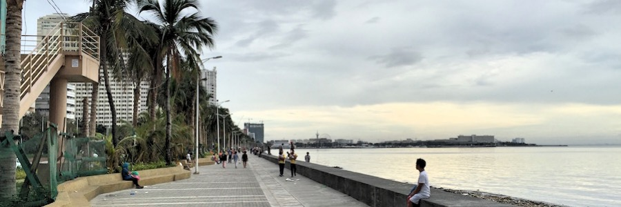 Manila Baywalk