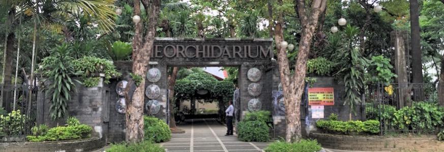 Manila Orchidarium