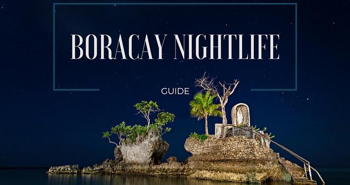 Nachtleben Boracay
